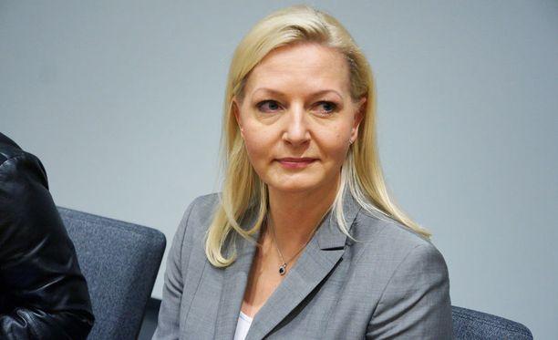 Merja Ailus erosi tehtävästään kohun keskellä joulukuussa 2013.