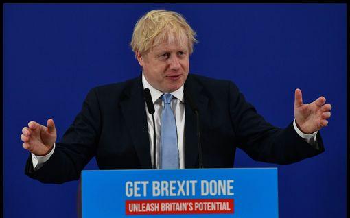 Boris Johnson on saamassa jäätävän vaalivoiton – kysely povaa konservatiiveille 68 paikan enemmistöä