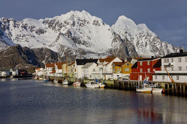 Pohjois-Norjassa sijaitseva Lofootit on huikaisevan kaunis saariryhmä.