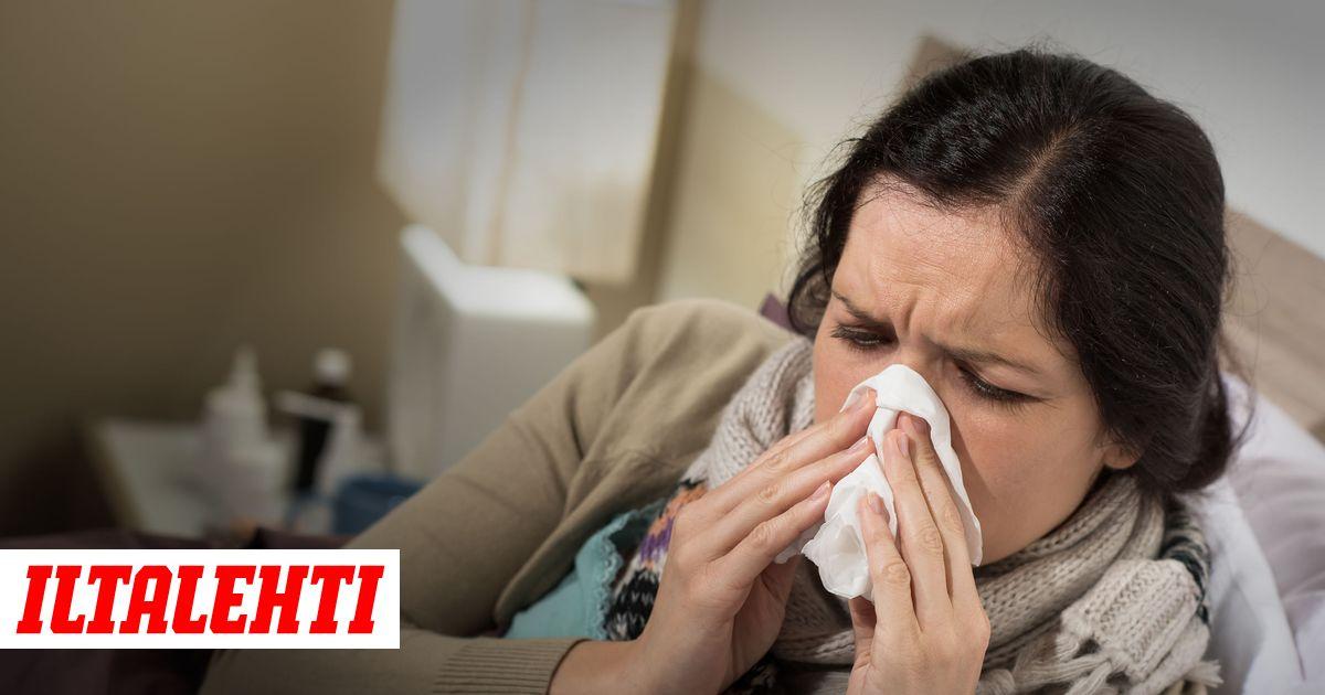Pitkittynyt Flunssa Syöpä