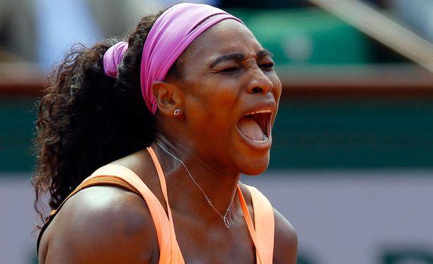 Serena Williams on neljän joukossa.