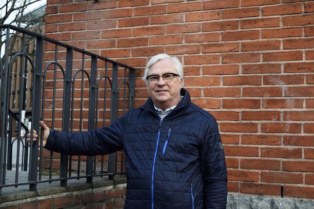 Nokian Panimon toimitusjohtaja Matti Heikkilä ei halunnut lähteä oikeustaisteluun.