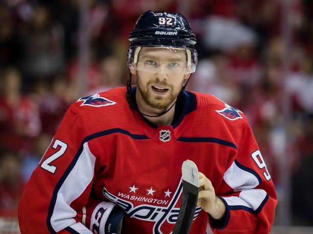 Jevgeni Kuznetsov on seuraavat neljä vuotta IIHF:n määräämässä pelikiellossa.