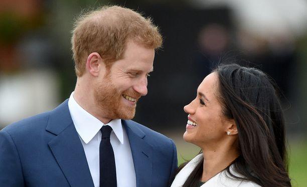 Prinssi Harry ja Meghan Markle ovat tänään maailman seuratuin pari.