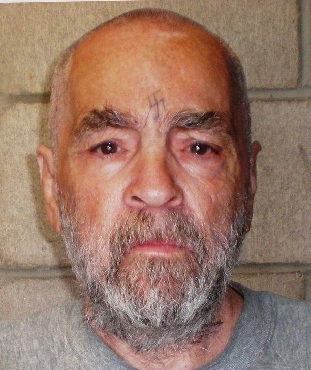 Muun muassa Taten murhasta tuomittu kulttijohtaja Charles Manson kuoli viime vuoden marraskuussa vankilassa 83-vuotiaana. Kuva on otettu vuonna 2009.