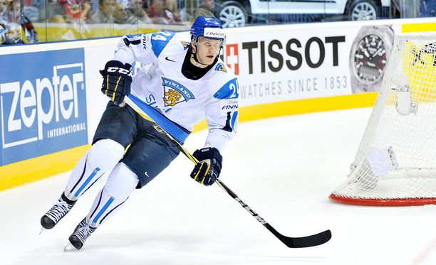 Jani Lajunen siirtyi Tapparaan.
