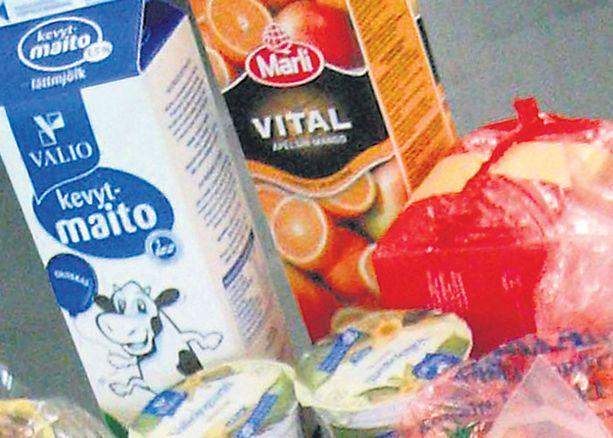 Ruoan hinta on Suomessa Berliinin ja Washingtonin tasolla.