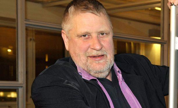 Kari Väänänen on ylpeä siitä, että sai tuntea Risto Salmen.
