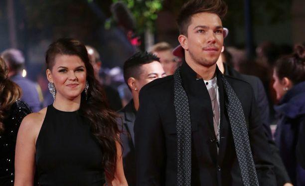 Saara Aalto ja Matt Terry veivät X Factorin kärkipaikat.