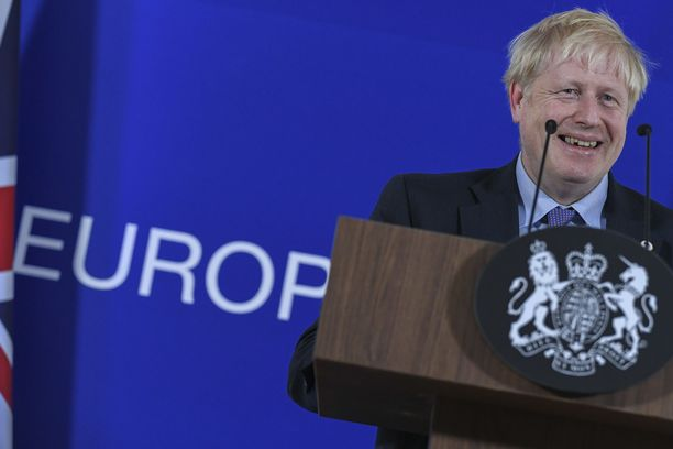 Britannian pääministeri Boris Johnsonin on haettava EU:ta lisäaikaa, jos brittiparlamentti hylkää EU:n kanssa neuvotellun brexit-sopimuksen.