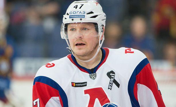 Petri Kontiola johtaa suomalaisten kaikkien aikojen KHL-pörssiä.