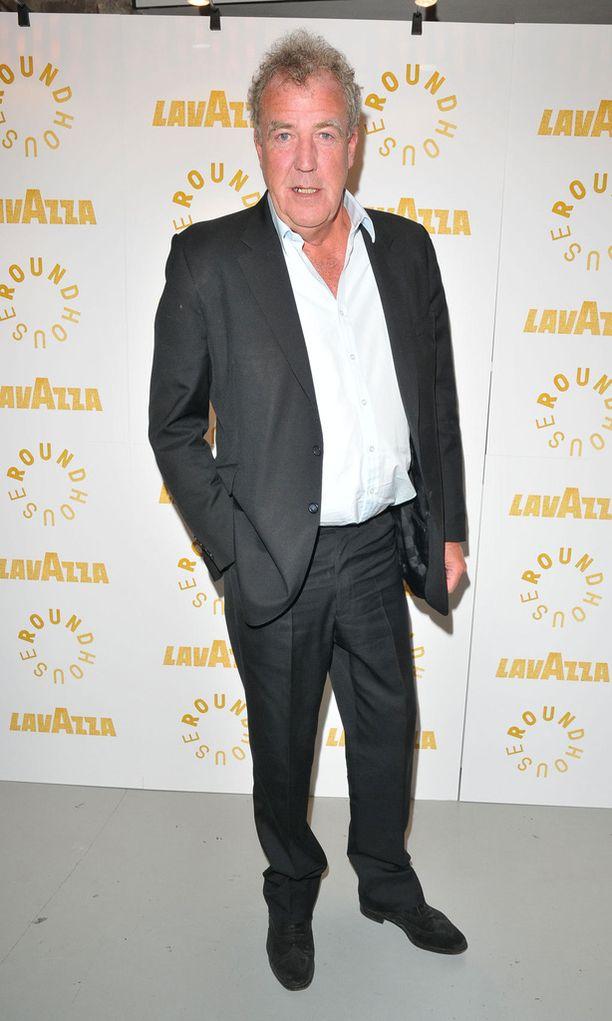 Monet muistavat Jeremy Clarksonin Top Gear -ohjelman juontajana.
