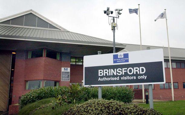 Brinsford on nuorisovankila Birminghamin pohjoispuolella.