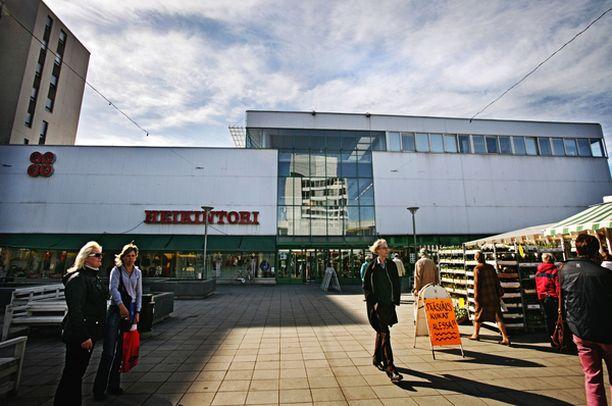 Talviriehaa vietetään lauantaina Heikintorilla ja muualla Tapiolan liikekeskuksen ympäristössä.