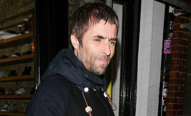 Liam Gallagherin tviitti on tulkittu piruiluksi.