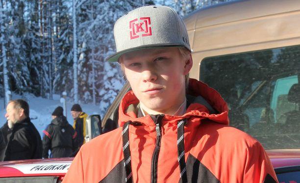 Kalle Rovanperä loisti Mikkelin SM-rallissa.