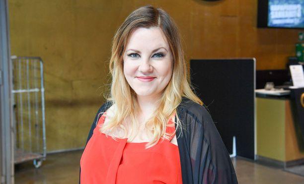 Laura Friman on tullut tutuksi niin radiosta kuin televisiostakin.
