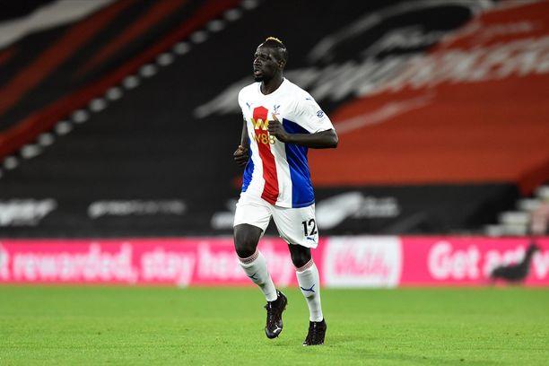 Mamadou Sakho edustaa tätä nykyä Crystal Palacea.