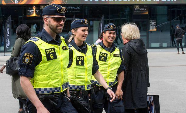 Poliisi ei ilmaantunut töihin pyynnöstä huolimatta. (Kuvituskuva)