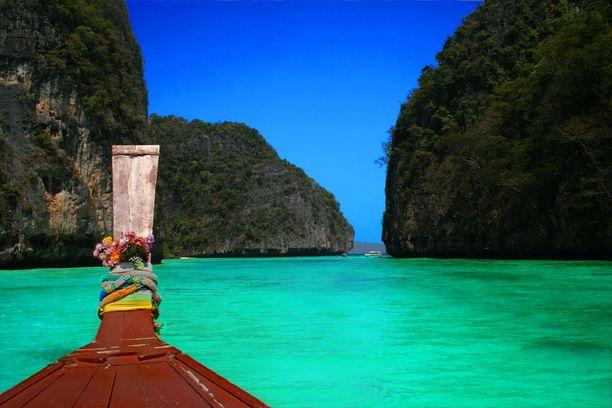 Thaimaa on monen haavekohde.