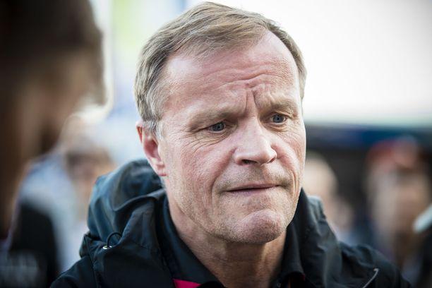 Rallin nelinkertainen maailmanmestari Tommi Mäkinen on toiminut Toyotan tallipäällikkönä vuodesta 2017.