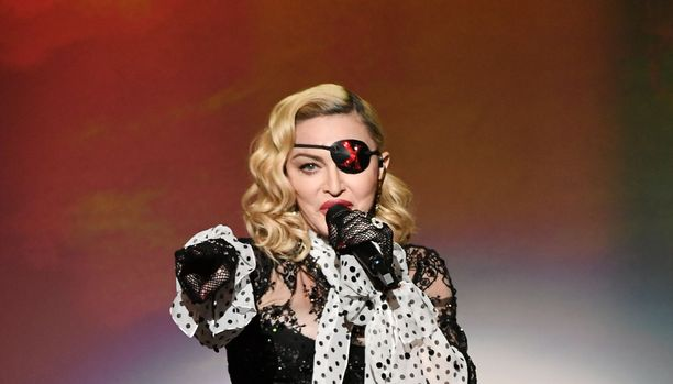 Madonna Las Vegasissa 1.5.2019.