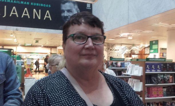 """Arja Rajala kertoo koko toimiston fanittavat Sillanpäätä: """"Toivomme aina, että Sillanpää astelisi ovesta sisälle. Vielä sitä ei ole tapahtunut."""""""