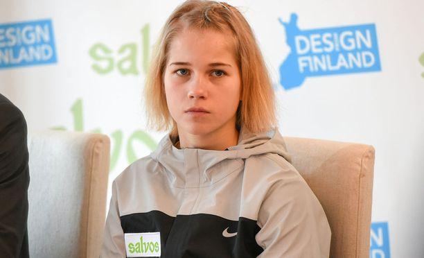 Alisa Vainio selvitti vastoinkäymisensä ja jatkaa uraansa.