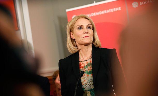Tanskan pääministeri Helle Thorning-Schmidt on ilmoittanut jättävänsä puoluejohtajan tehtävät.
