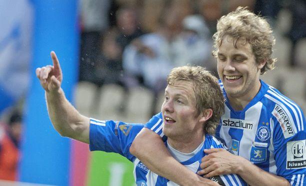 HJK hakee keskiviikkona voittoa Bangor Citystä.