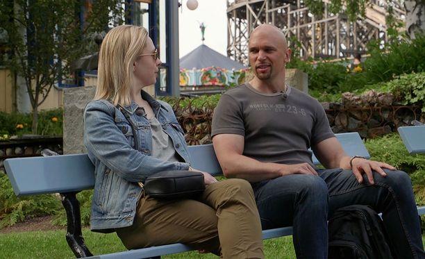 Mari ja Petri eivät rakastuneet Ensitreffit alttarilla -ohjelmassa.