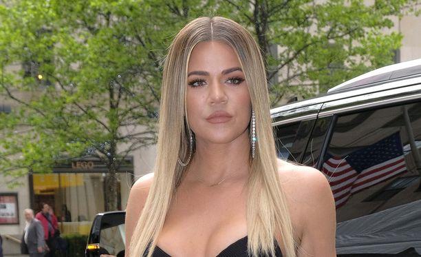 Khloe Kardashian on järjestyksen ystävä.