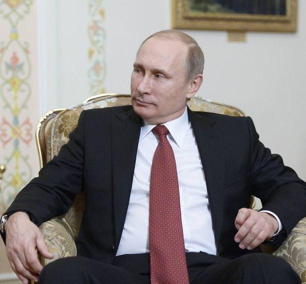 Venäjän strategisen tutkimuksen instituutti RISI toimii suoraan presidentti Vladimir Putinin alaisuudessa.
