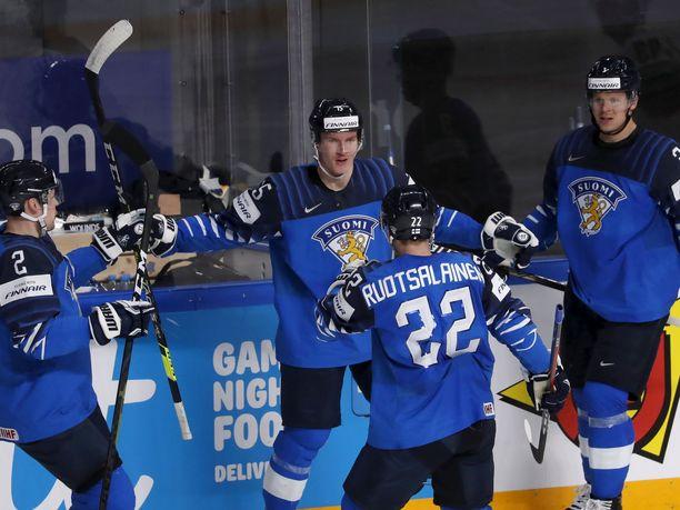 Suomi palasi Norja-ottelussa voittokantaan.