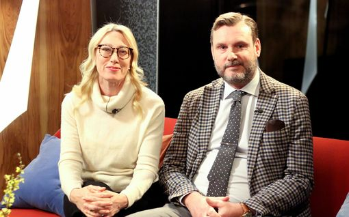 Muumien Sophia Jansson ja Roleff Kråkström paljastavat tänään tv:ssä: Suhde alkoi työpaikkaromanssina
