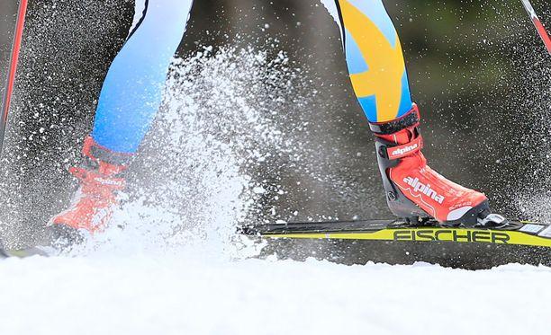 Ruotsalaishuiput hiihtävät tänä viikonloppuna Bruksvallarnassa.