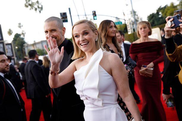 Reese Witherspoon on yksi Hollywoodin kuuluisimmista tähdistä.