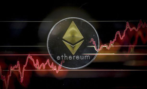 Etherum-virtuaalivaluuttaan liittyviä huijauksia on ollut monia.