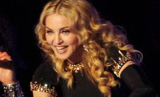 MDNA on Madonnan 12. studioalbumi.