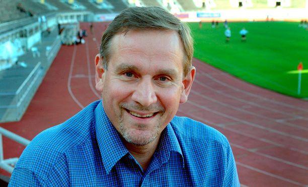 Reijo Ståhlberg täyttää tänään 65 vuotta.