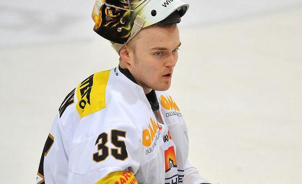 Iiro Tarkki päästi voittomaalin jatkoajalla.