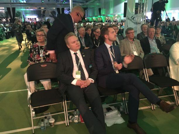 Antti Kurvinen joutui pettymään.