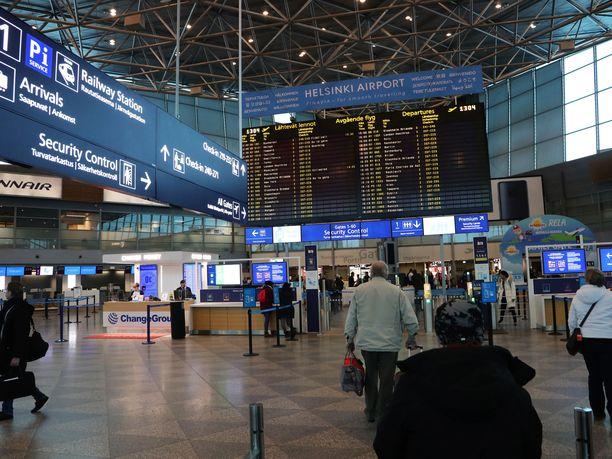 Liki viidennes suomalaisista ilmoittaa koronaviruksen vaikuttavan heidän matkustusintoonsa.