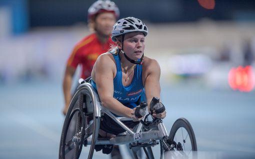 Lisää MM-kultaa Suomeen! Amanda Kotaja kelasi ylivoimaiseen maailmanmestaruuteen