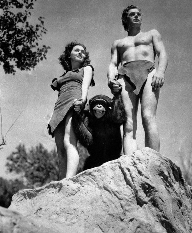 Cheetah esiintyi muun muassa vuonna 1932 julkaistuissa Tarzan - viidakon valtias (Tarzan he Ape Man) -elokuvassa.