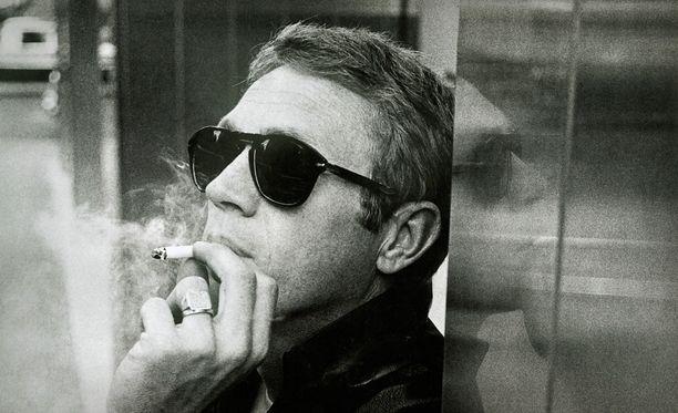 Steve McQueen oli 1960-70-lukujen suurimpia tähtiä.