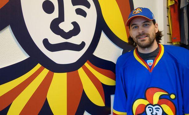 Ryan Zapolskin, 29, odotettu siirto Jokereihin varmistui.