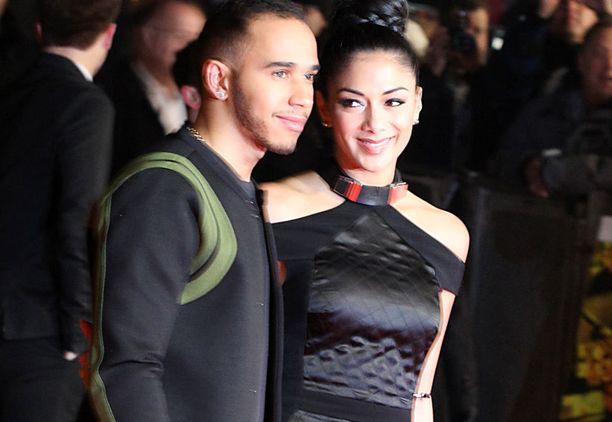 Lewis Hamilton ja Nicole Scherzinger ovat seurustelleet jo puoli vuosikymmentä.