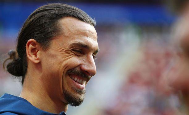 Zlatanin vitsi ei naurattanut avovaimo Helena Segeriä.