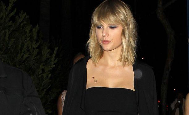 Taylor Swift aikoo perustaa kilpailijan Spotifylle.